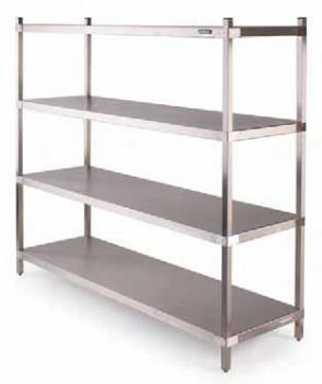 Moffat Solid Shelf System 1800mm - Image