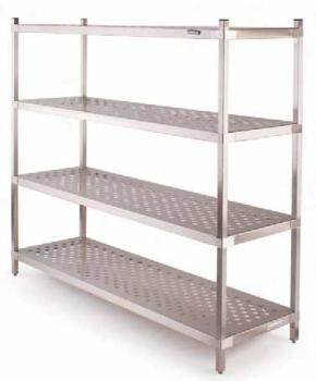 Moffat Perforated Shelf System 600mm - Image