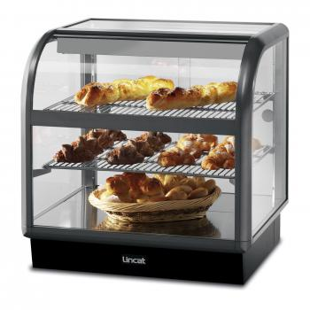 Lincat SEAL 650 Curved Front C6A-75B Ambient Merchandiser - Image