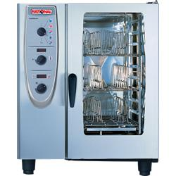 RATIONAL CM101G CombiMaster 101 Gas 10 Grid Combi - Image