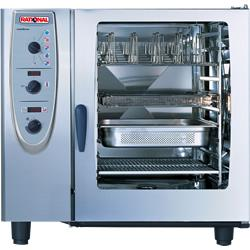 RATIONAL CM102E CombiMaster 102 Electric 10 Grid Combi - Image