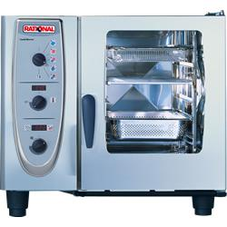 RATIONAL CM61G CombiMaster 61 Gas 6 Grid Combi - Image