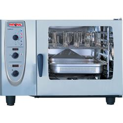 RATIONAL CM62G CombiMaster 62 Gas 6 Grid Combi - Image
