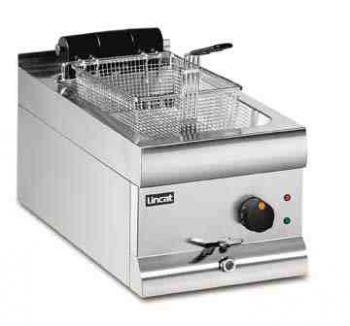 Lincat Silverlink 600 DF39 Single Tank Single Basket Counter Fryer 9kW - Image