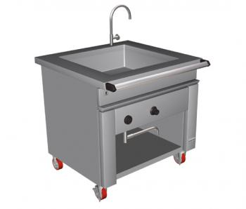 Falcon Chieftain E1036IL In-Line Bain Marie - Image