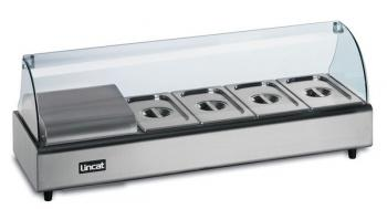Lincat SEAL FDB4 Food Display Bar 4 Well - Image