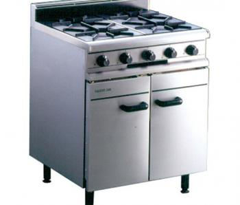 Falcon 350 Series G350-1 4 Burner Open Top Range - Image