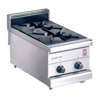 Falcon 350 Series G350-4 2 Burner Boiling Top - Image