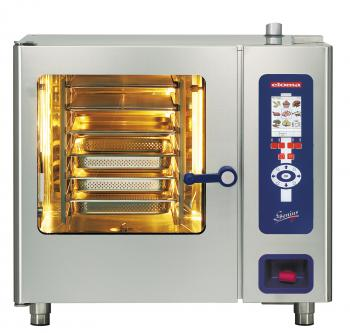 Eloma Genius Touch GET611 Combination Oven 6 x 1-1 grid capacity - Image