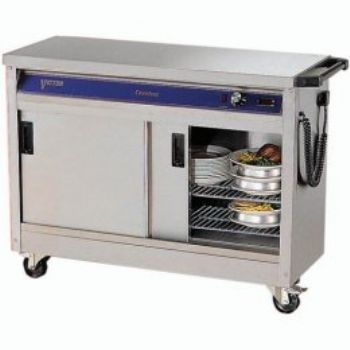 Victor Baroness HC40MS Plain Top Hotcupboard - Image