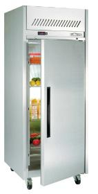 Williams MJ1 Single Door Upright Meat Fridge -2 to +2 - Image