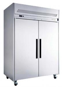 Williams MJ2 Two Door Upright Meat Fridge -2 to +2 - Image