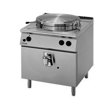 Mareno 90 Series PD96G5 50 Litre Boiling Pan with a Direct Heated Pan - Image