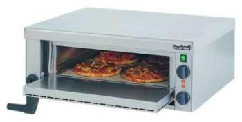 Lincat PO49X Single Deck Pizza Oven - Image