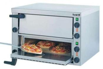 Lincat PO89X Twin Deck Pizza Oven - Image