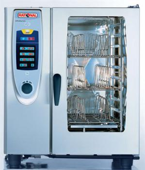 RATIONAL SCC101G Self Cooking Center 101 Gas 10 Grid Combi - Image