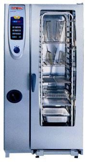 RATIONAL SCC201G Self Cooking Center 201 Gas 20 Grid Combi - Image