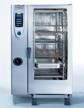 RATIONAL SCC202G Self Cooking Center 202 Gas 20 Grid Combi - Image