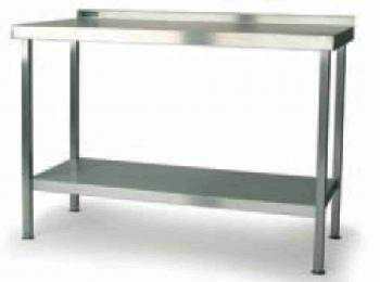 Moffat SWB246FP Wall Bench 2400mm (flat pack) - Image